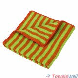 Yarn Dyed Microfiber Cleaning Towel
