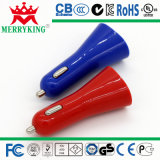 Car Chargers with 5V/2.4A or 5V/1A, Lightweight, Smart and Convenient to Use