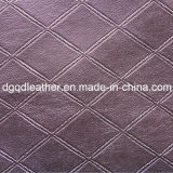 Fashion Quilting Decoration Furniture Leather (QDL-51379)