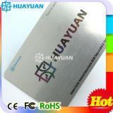 HUAYUAN RFID MIFARE Classic 1K NFC Metal Membership Business Card