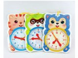 Extra Link Custom Printedrd Children Playing Card with Clock