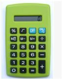 Green Mini Calculator Promotion, Lovely Pocket Calculator for Office