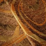 Chenille Geometric Design Fabric for Sofa