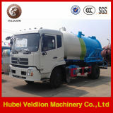 12000 Liter Capacity for Vacuum Sewage Suction Truck