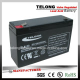 6V12ah Sealed Lead Acid Battery for Electric Toy Cars