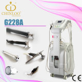 G228A Multifunctional Oxygen Injection Skin Tightening Beauty System with Bio Bipolar Plate
