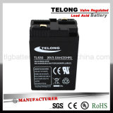 6V3ah Rechargeable Lead Acid Battery for Toy