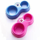 Cheap Plastic Dog Feeding Food and Water Bowls