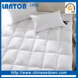Style Factory 90% White Duck Down Feather Bed Mattress Topper