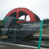 New High Capacity Wheel Sand Washing Equipment