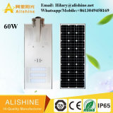 High Quality 60W Solar LED Street Lamp Outdoor Garden Light