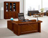 L Shape High Grade Modern Simple Office Wooden Furniture Excutive Office Desk (BL-B1856)