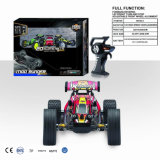 Buggy 1: 22 RC Car of 20km/H High Speed (27/49MHz) with Battery and USB Charge