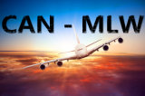 Air Cargo Shipping Transport Services From Guangzhou to Monrovia