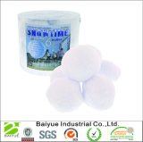 Indoor Snowball Fight - Set of 6 Double Sized Snow Balls