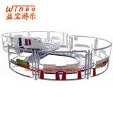 China Factory New Design Amusement Equipment Machine City Speed Train for Children Playground (WT058)