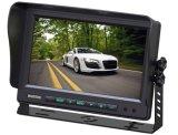 9 Inch 24V Coach Quad Digital LCD Bus Monitor with Sunshade