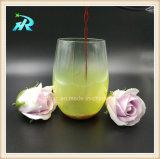 Hot Sale Disposable Mini Coloured Plastic Wine Goblete