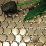 Stainless Steel Metal Mosaic/Mosaic Tile for Swimming Pool Mosaic