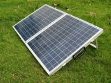 Poly 80W Folding Solar Panel with Anderson Plug