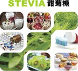 Natural Sweetener Organic Stevia Leaf Extract with Rebaudiosidea