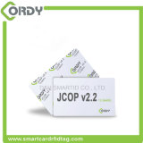 original chips jcop21 36k j2a040 jcop card with 2tracks magnetic