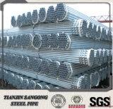 Welded Zinc EMT Electric Wiring Conduit Steel Pipe