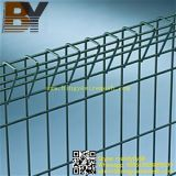 Powder Coated Roll Top Fence Brc Fencing