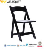 Black Folding Napoleon Chair for Banquet with Reasonable Price