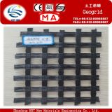Manufacture Polyester 20/20kn Geogrid