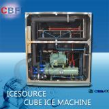 R404A Refrigerant Industrial Cube Ice Making Machine