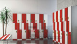 Compact Laminate Wardrobe for Changing Room&Supermarket