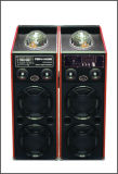 Double 10 Inch Bluetooth Good Quality Tower Active Speaker