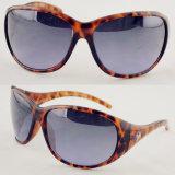 Fashion Mirror Quality Sports Sunglasses with UV 400 (91029)