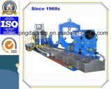 High Precision Roll Lathe Machine for Turning Big Flange (CG61125)