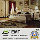 2016 Classical Hotel Bedroom Furniture (EMT-SKB23)