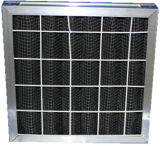 Panel Activated Carbon Air Filter