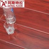 Classic Glossy Surface (Great U-Groove) Laminate Flooring (AK6801)