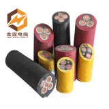XLPE Insulated Electric Cable for Power Supply Yjv-600V/1000V