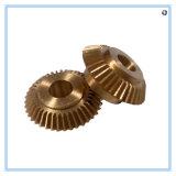 CNC Machining Part for Brass Bevel Gear
