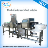 Metal Detector with Check Weigher