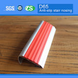 Aluminium Edging Stair Nosing Tile Anti-Slip Strip for Stairs