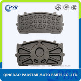 Truck Brake Pads Casting Backing Plate for Aftermarket