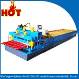 Glazed Tile Roll Forming Machine Roll Panel Cold Roll Forming Machine for Steel