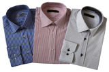 Men's Non-Iron Cotton Dress Shirts (PL-M-SHT011)