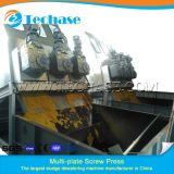 Dehydrator Sludge Dewatering Machine for Landfill Leachate Better Than Belt Press