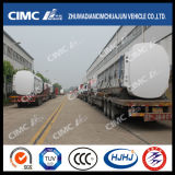 Cimc Huajun Fuel/Oil/Gasoline/LPG Tanker Exported in CKD Form