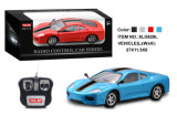 4 Channels Simulation Remote Control Car