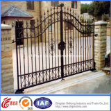 High Quality Wrought Iron Entrance Gate