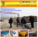 Spun Concrete Poles Manufacturing Line in China